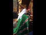 Визит Патриарха Кирилла в Далматовский Свято-Успенский мужской монастырь