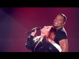 Valentina Monetta and Jimmie Wilson - Spirit of the Night San Marino Сан Марино (LIVE at the second Semi-Final)HD_1080p (Eur
