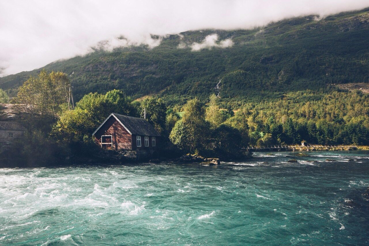 Роскошные пейзажи Норвегии - Страница 6 9-3Wa5PKp54
