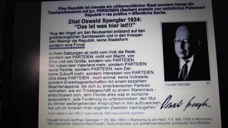 BRD ein Unrechtstaat, eine Firma und-oder Verwaltung- Sch...egal, in JEDEM Fall illegal!