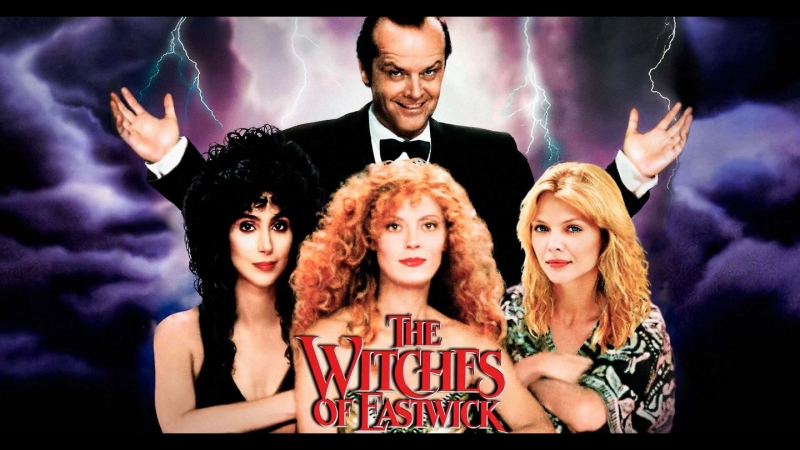 The Witches of Eastwick, 1987 (