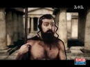 Пародия на 300 Спартанцев - 300 Еврейцев (95 Квартал)