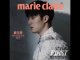 So JiSub for Marie Claire