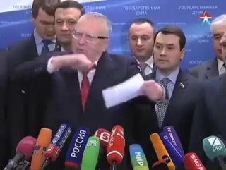 Жириновский снова жжет)