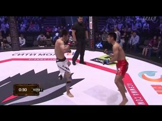 ACB 61׃ Арман Оспанов (Казахстан) - Таичи Накажима (Япония)
