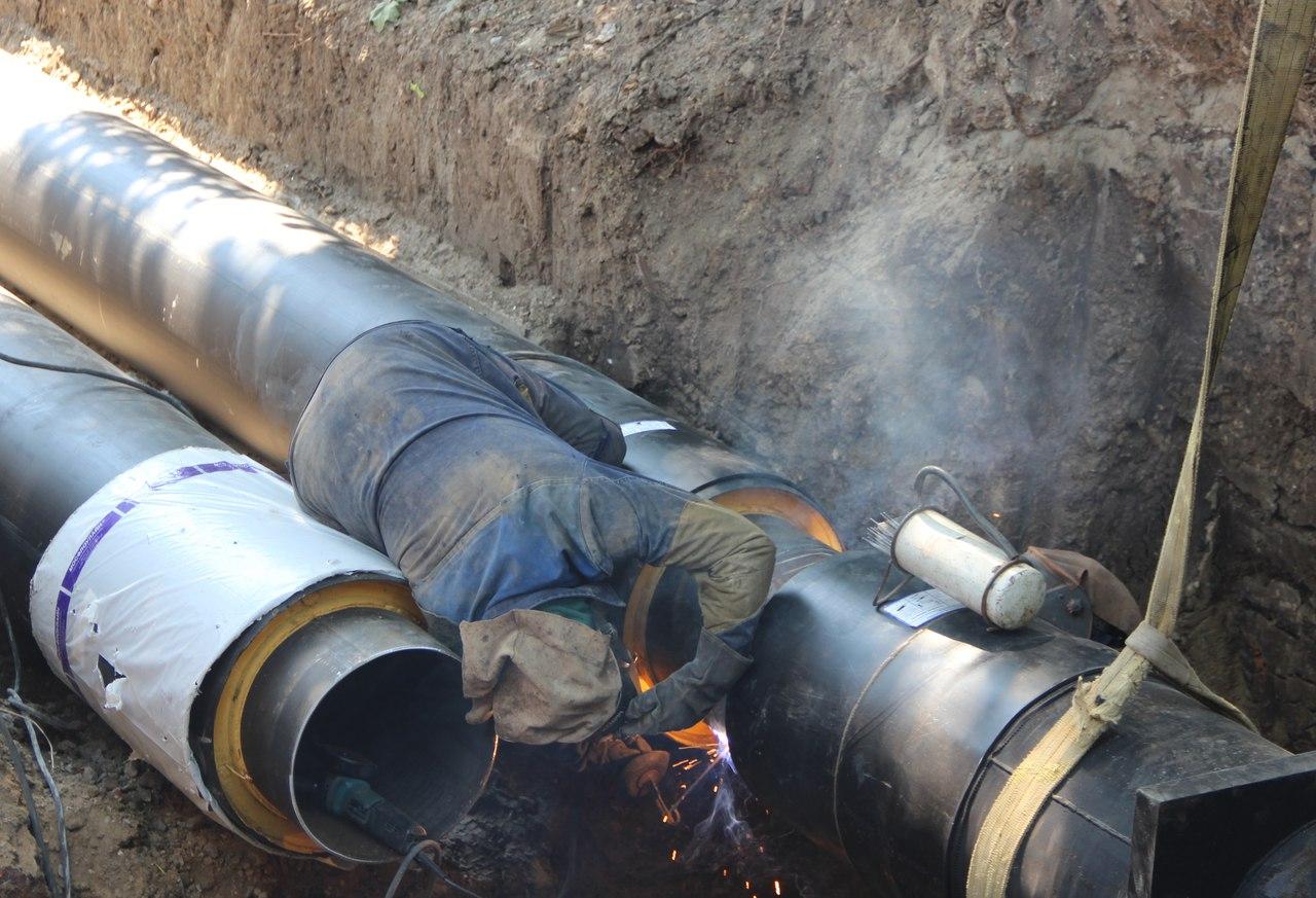 Более десятка домов в Курске до 30 сентября останутся без горячей воды