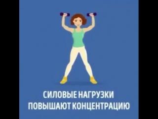 Почему тебе нужен спорт