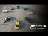 Займите своё место на трассе с Forza Motorsport 7
