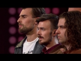 Harald N, Anders G.  Kim W. Johansen - I Dont Want To Miss A Thing (The Voice2.6