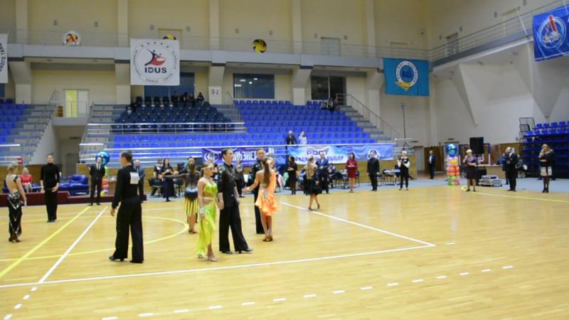 Харьков 08.04.2017 PROLISOK CUP-2017 Латина. Финал.