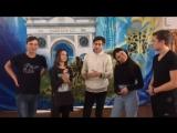 Привет и пожелания из Казахстана! От Команды КВН