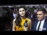 Zac Efron Can't Hide His Affection For Alexandra Daddario