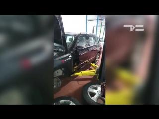 Ремонт машины по гарантии может закончится судом. Частный случай 13.10.2017