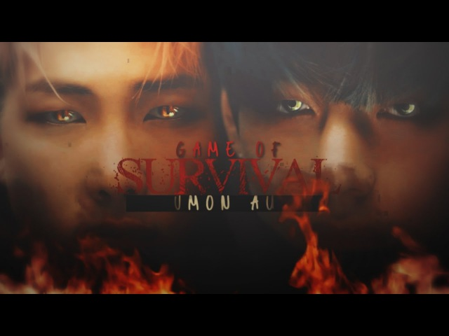 VMON | SUPERPOWER AU 「Game Of Survival」
