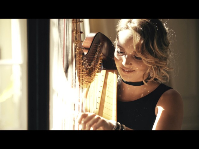 Secret Life of Daydreams from Pride and Prejudice perfromed on harp by Harpist Naomi Jackson