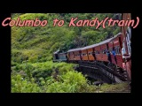 Sri Lanka, Columbo to Kandy(train)