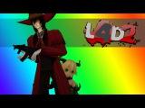 Left 4 Dead 2 - Пятничный Фейсконтроль (Mods Смешные Моменты)