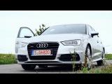Audi A3 S-Line  За дрон в Германии 50,000 штраф (без маркировки)