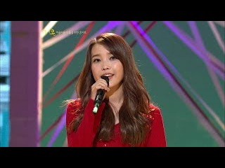 【TVPP】IU - Merry Christmas In Advance, 아이유 - 미리 메리 크리스마스 @ Beautiful Concert Live