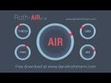Roth-AIR Examples (Free VST  AU Plug-In)