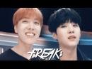 Jung hoseok/min yoongi freak