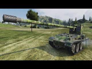 World of Tanks Grille 15 - 13 Kills 7,5K Damage
