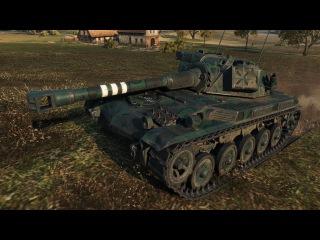World of Tanks AMX ELC bis - 6 Kills 5,1K Damage