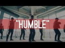 Kendrick Lamar Humble | Choreography by The Kinjaz