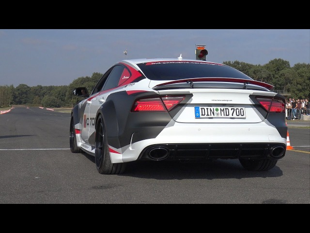 Audi RS7 MD700 with Prior-Design PDR700 Widebody