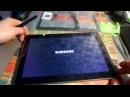 Samsung Galaxy Tab2 P5100 разбор и замена тачскрина.Ремонт планшетного компьютера