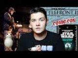 Порг Шоу: Бета Battlefront II, Новости Комик Кона, Последние Джедаи, Мини Обзор Книги