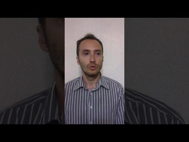 Видеоотзыв на Тренинг Аделя Гадельшина от Сабанцева Олега