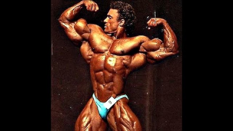 The most Aesthetic Forgotten Bodybuilder