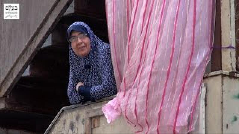 Um Nasser of Batan al-Hawa, East Jerusalem, fights to keep her home