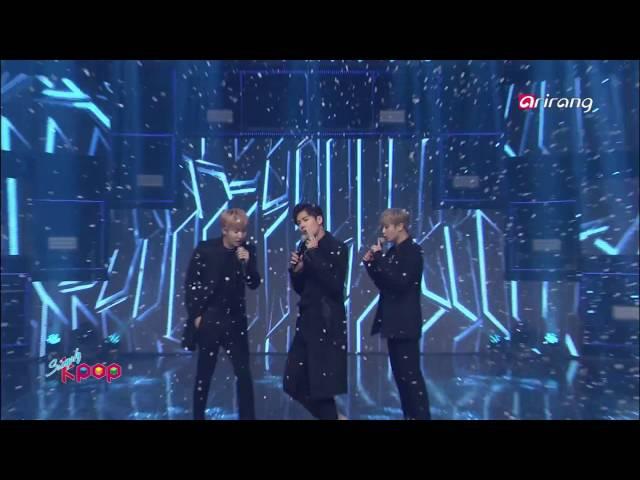 160617 Double S 301 SS301(더블에스301) - Snow PrinceU R MANLove like thisAH-HA @ Simply K-Pop [1080p]