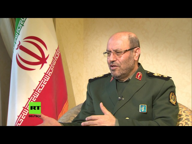 Iranischer Verteidigungsminister Gegen Iran hat man Chemiewaffen mehrfach eingesetzt