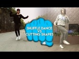 Shuffle Dance vs Cutting Shapes - Who Is The Winner Electro House &amp Hard Dance Mix 2017