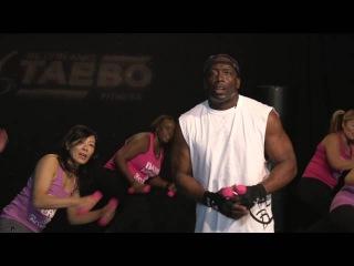 Billy Blanks - Tae Bo Full Workout Advanced | Билли Блэнкс - Кардио-тренировка тайбо с гантелями