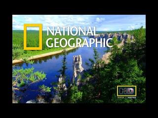 Дикая природа России. Сибирь. Документальные фильмы National Geographic. Nat Geo WILD HD..
