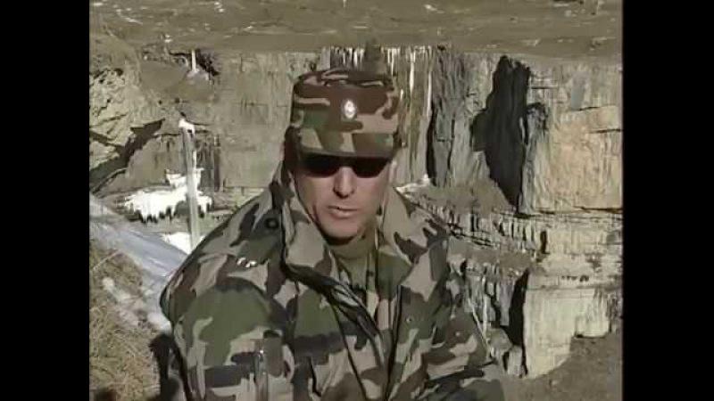 ДФ Чеченская война Конец Черного ангела