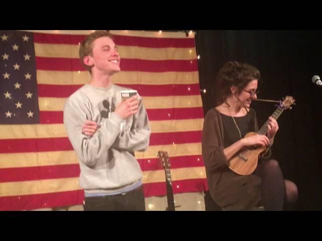 Awkward Duet - Dodie Clark and Jon Cozart (Pittsburgh, PA 2016)