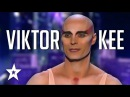 Viktor Kee Auditions Performances America's Got Talent 2016 Finalist