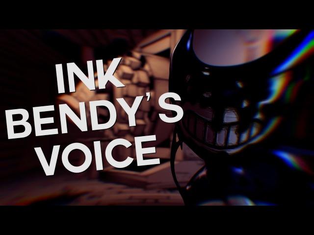 [SFM] 'Ink Bendy' Original Voice by David Near [BATIM]
