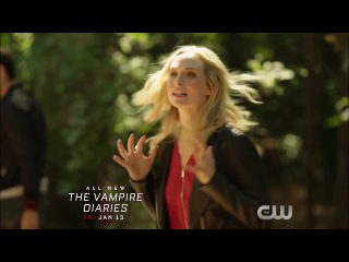 "Дневники вампира \ The Vampire Diaries - 8 сезон 8 серия Промо ""We Have History Together"" (HD)"