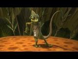 Хрома хамелеон Chroma Chameleon (2008) Короткометражный мультфильм
