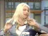 Peta Wilson - Rosie O'Donnell talk show  - 1997