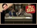 The Exam Mr Bean Official