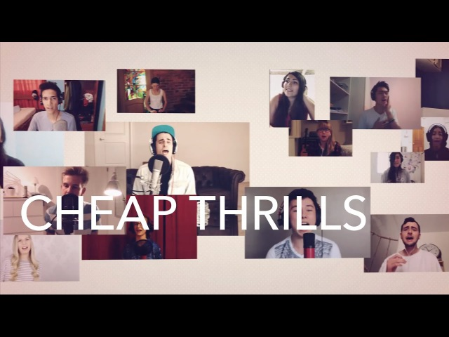 2000 Voices Sing Cheap Thrills Sia Acapella