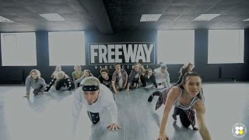 Tinashe – All Hands On Deck (remix) | hip-hop choreography Eugene Kulakovskyi | D.side dance