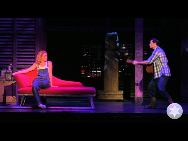 Unchained Melody - Rob Mills Jemma Rix (Ghost: The Musical)